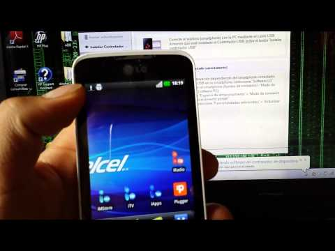 ROOT LG OPTIMUS HUB E510F V 2.3.4 FACIL Y BIEN EXPLICADO BY RUGALXPERIA