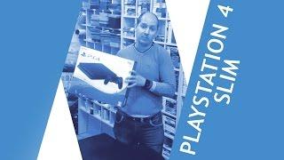 Playstation 4 Slim, 500Gb Европа,превью распаковка новинки от SONY(Привет друзья, сегодня мы распакуем новую PlayStation 4 Slim, приставка привезена из Европы., 2016-09-27T13:33:47.000Z)