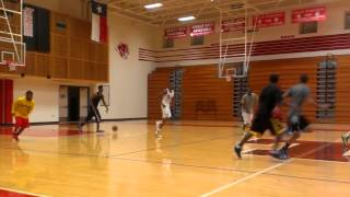 Chicago Bulls Jimmy butler playing pick up games in summer credit to thacross3 for the video