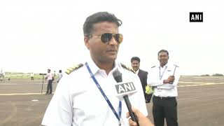 Trial landing at Kalaburagi Airport held successfully