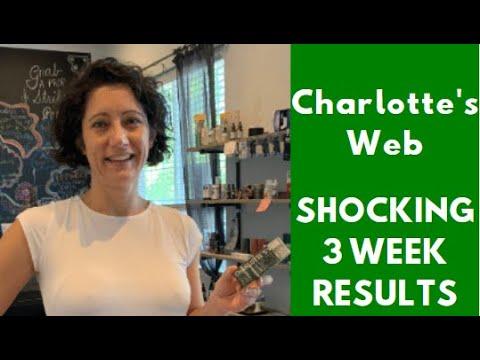 Charlotte's Web Maximum Strength CBD Oil Review