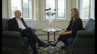 Naomi Klein and Jeremy Corbyn Discuss How to Get the World We Want