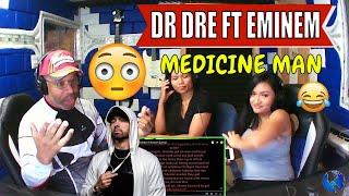 Dr.Dre - Medicine Man ft Eminem - Producer Reaction