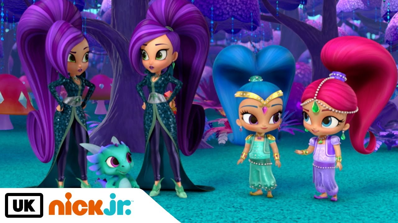 Shimmer And Shine Double Trouble Nick Jr Uk Youtube