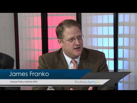 WichitaLiberty.TV: James Franko of Kansas Policy Institute