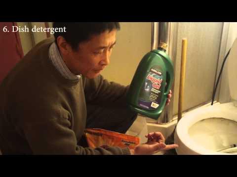 Ways To Unclog Toilet