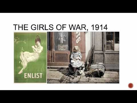 The Girls of War in 1914 and 2014: The Evolution of the Protection Racket