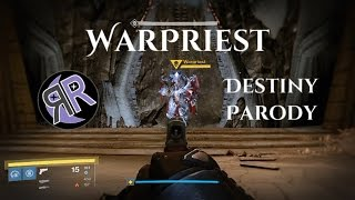 "Warpriest - Destiny Parody Video (""War Pigs"" by Black Sabbath)"