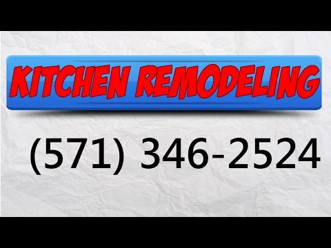 Kitchen Remodel Woodbridge VA