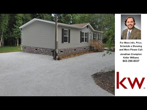 6908 Parkers Ferry, Adams Run, SC Presented by Jonathan Crompton.
