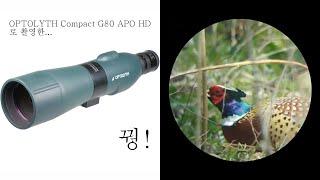 독일제 OPTOLYTH 망원경·쌍안경·필드스코프로 디지…