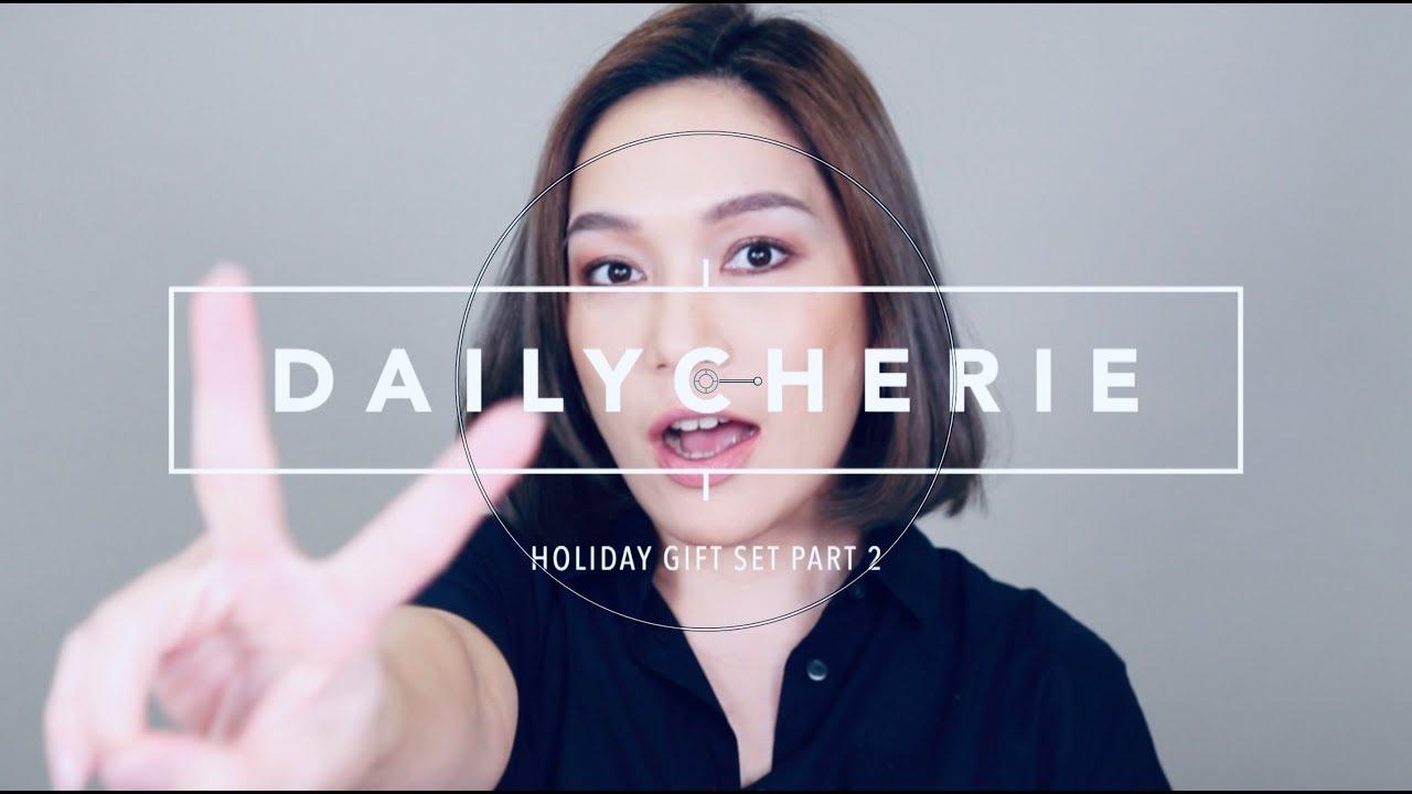 DAILYCHERIE : HOLIDAY GIFT SET 2018 ชุดของขวัญสุดคุ้ม PART 2
