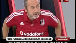 Futbol Akademisi - 2. bölüm BJK TV