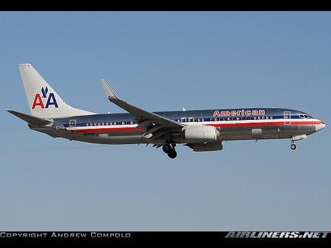 American Airlines B737 800 Orlando Mco Dallas Dfw X Plane 9 Youtube
