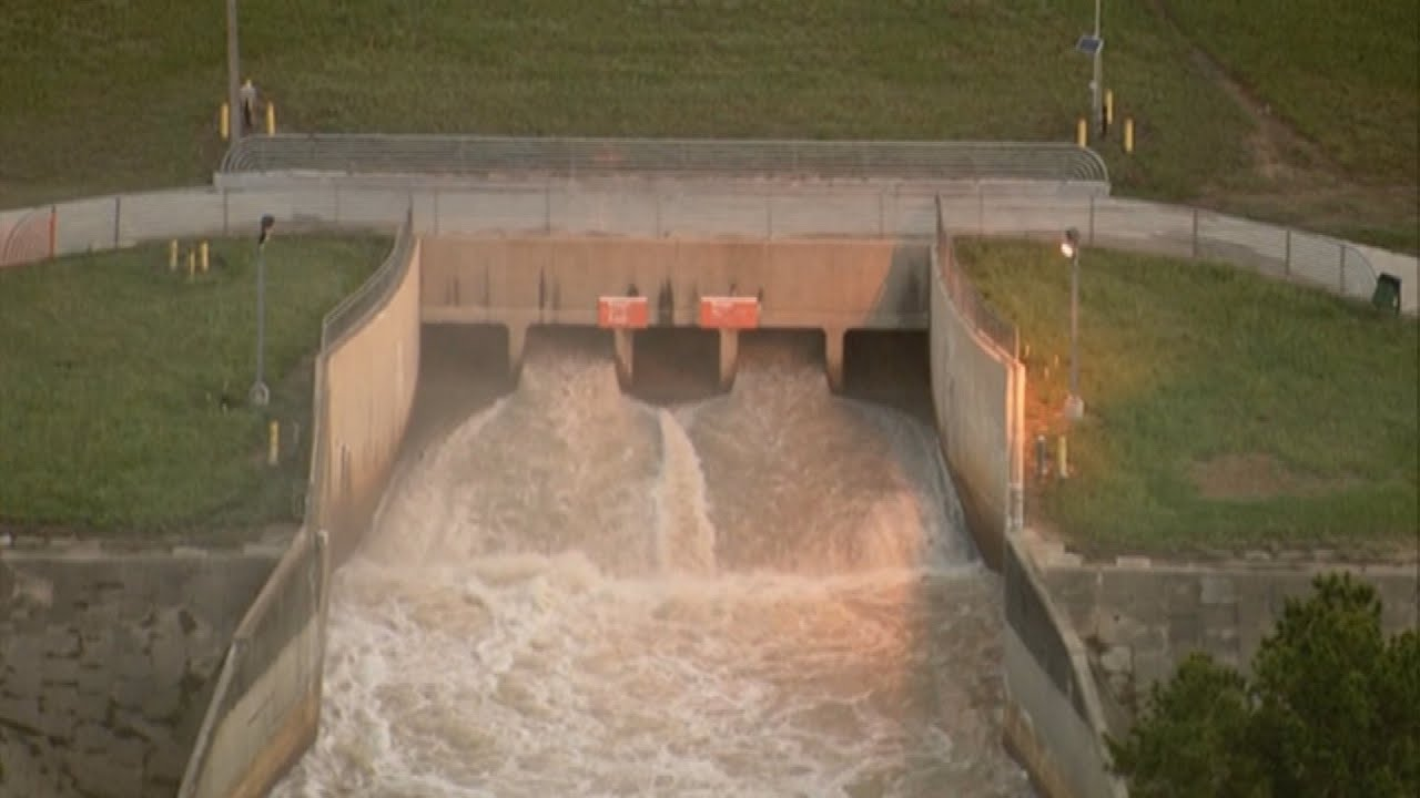 Release of water from Addicks and Barker reservoirs to impact homes in just hours