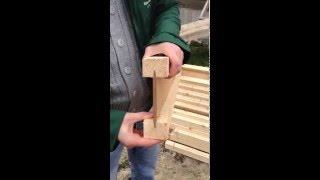 Двутавровые балки Steico, основные характеристики(Основные характеристики двутавровых деревянных балок Steico Joist, Steico Wall. Отличное решение для многих строител..., 2016-02-13T13:18:17.000Z)