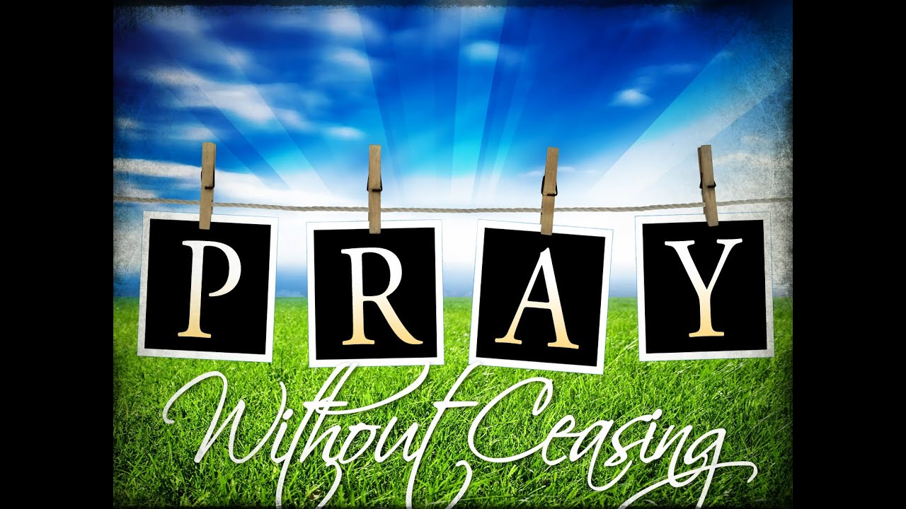 charles h spurgeons pray without ceasing youtube My Prayer List Cliparts Free Prayer List Clip Art Black and White