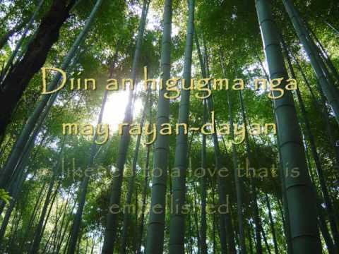 LAWISWIS KAWAYAN : Samar-Leyte Folk Song