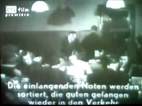UFA film Böhmen und Mähren Bankovky