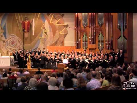 FAURE Requiem: In Paradisum - The City Choir of Washington - May 2015