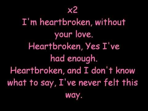 T2 Ft. Jodie - Heartbroken (w/ lyrics)