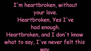 T2 Ft. Jodie - Heartbroken (w/ lyrics)