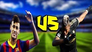 Neymar Jr Vs Paul Pogba ★ Amazing Goals, Magic Skills ★ 2016/2017 HD
