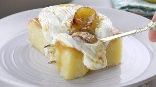 Пирог С Бананами И Карамелью: Классный Рецепт - Необычный Десерт