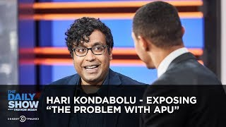 "Hari Kondabolu - Exposing ""The Problem with Apu"" 