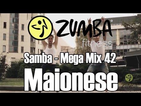 ZUMBA/ЗУМБА - Maionese (Mayonesa) - Samba - Mega Mix 42 - OFFICIAL CHOREOGRAPHYиз YouTube · Длительность: 3 мин54 с  · Просмотры: более 105000 · отправлено: 17.08.2014 · кем отправлено: Gusyaka Club