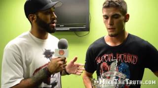 Legacy 25 Post Fight Interview with Charlie Ontiveros