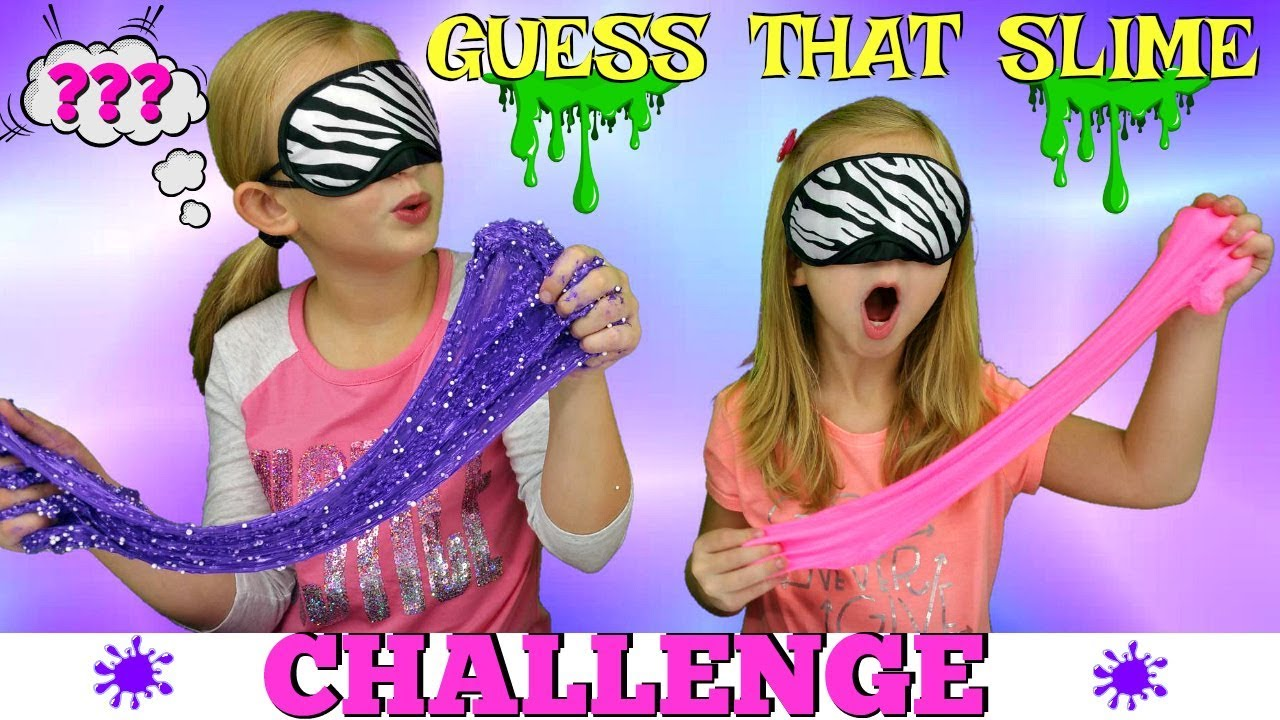 Guess that slime challenge diy viral slimes tested youtube diy viral slimes tested magic box ccuart Gallery
