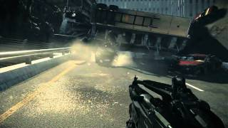 Crysis 2 - Be The Weapon Trailer HD