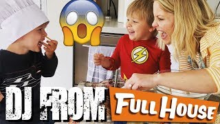 Making Tasty Treats with the Messitt Twins - Guest Candace Cameron Bure