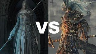 Video Dark Souls III: Cosplay - Sister Friede VS. Nameless King (NG+7) download MP3, 3GP, MP4, WEBM, AVI, FLV April 2018