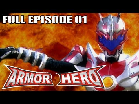 Armor Hero 01 - Official Full Episode (English Dubbing & Subtitle)