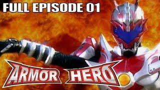 Armor Hero 01 - Official Full Episode (English Dubbing & Subti…