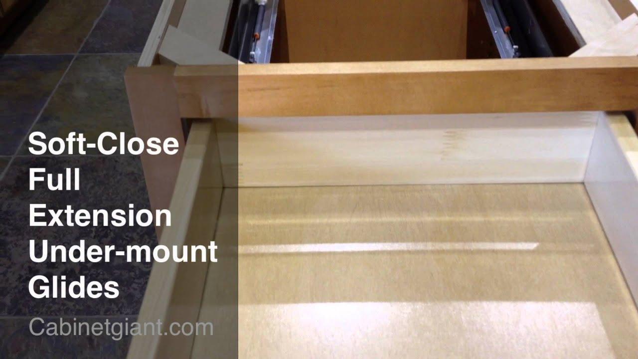 Shakertown Gold Series Forevermark By Cabinet Giant Walkthrough