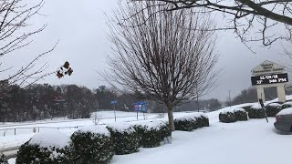 North Carolina winter storm