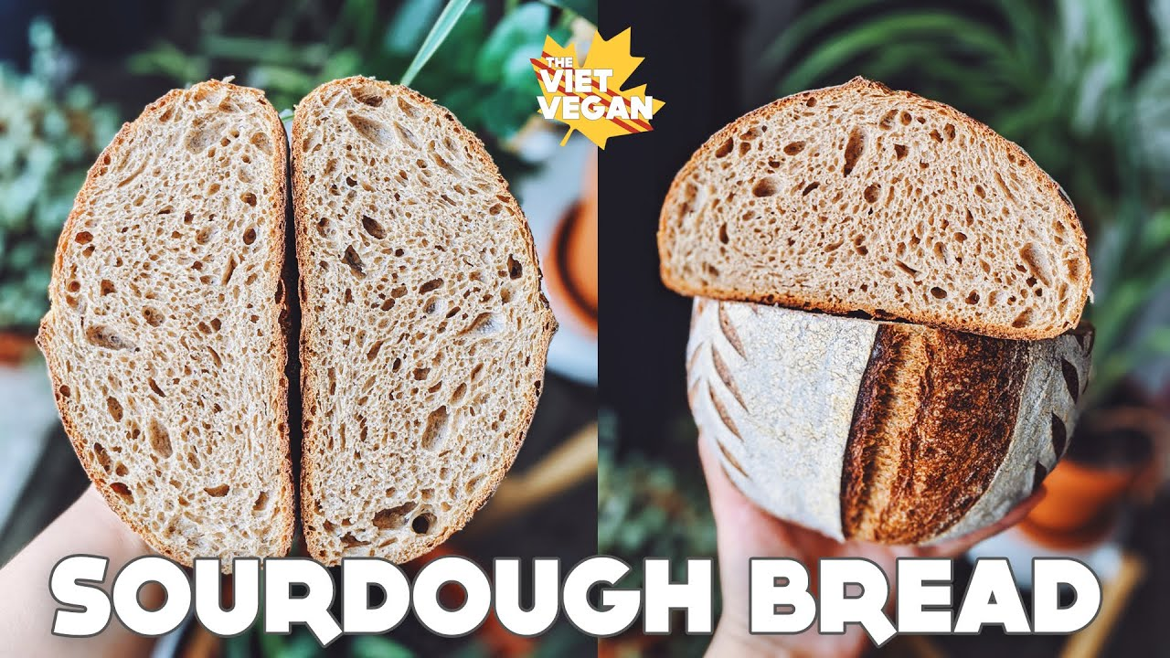 here's a relaxing video about sourdough bread