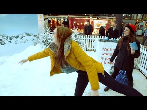 SWISS | Winter Wonderland is just a throw away