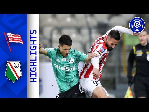 Cracovia Legia Goals And Highlights