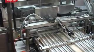 INTEGRATION LINE RO-01 - Tampons packing line