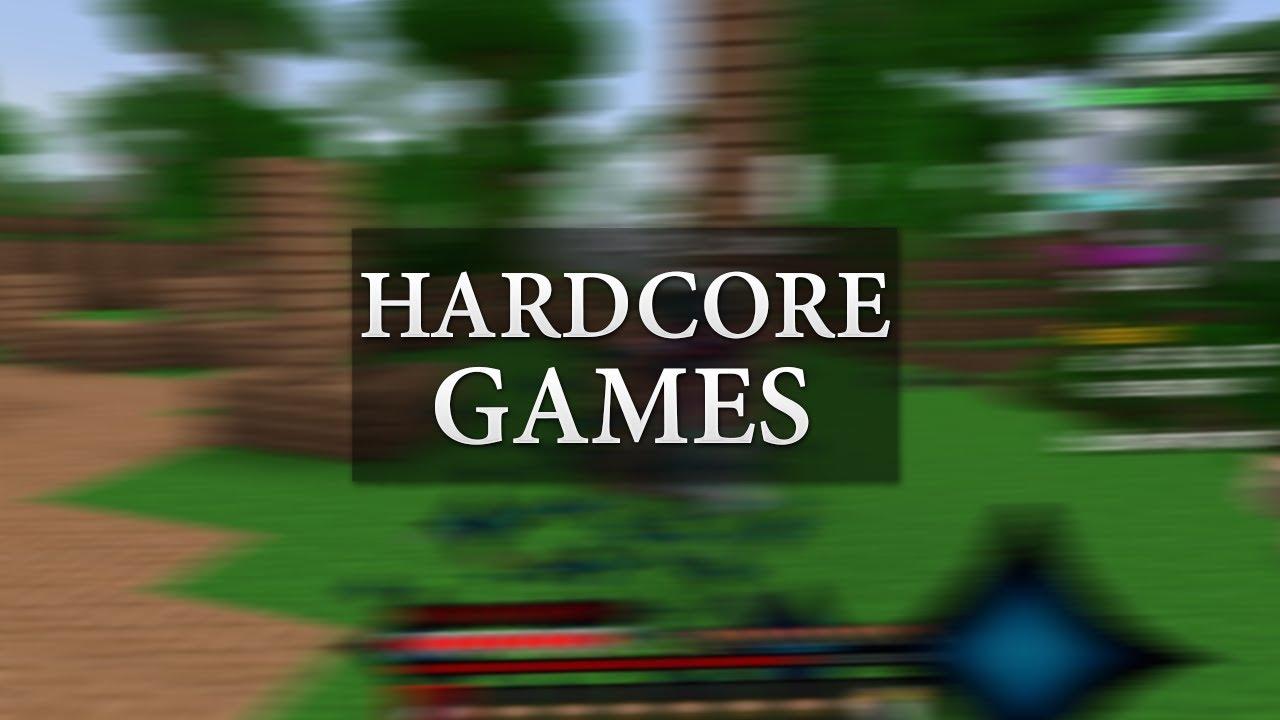 Hardcore Games Gameplay #6 | Jako - Beschreibung ;:^]