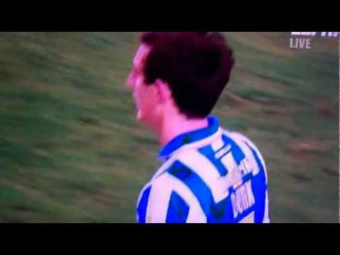 FA cup skill own goal (Lewis Dunk)