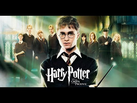 Harry Potter And The Order Of The Phoenix Full Playthrough Part 1 Of 3 HD