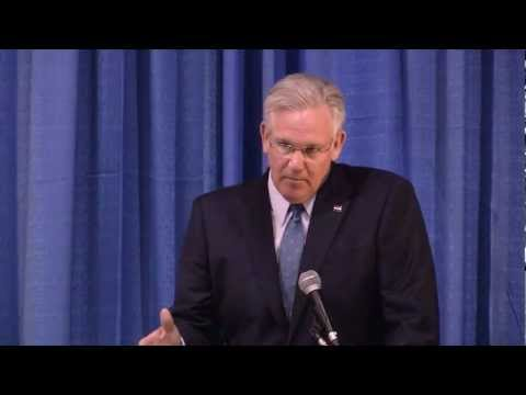 Jay Nixon Speech at Missouri Democratic Convention 6/9/2012 Showmeprogress