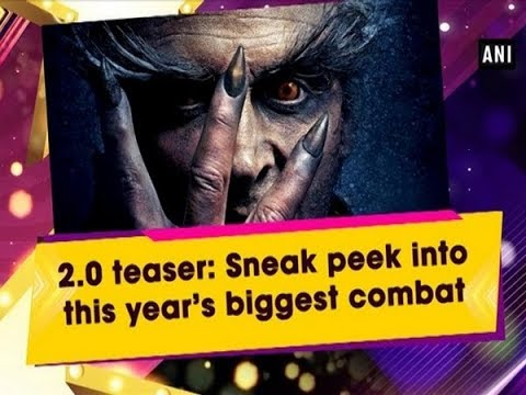 2.0 teaser: Sneak peek into this year鈥檚 biggest combat - #ANI News