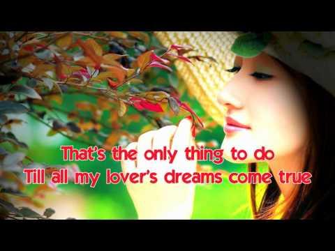 Dream Lover ( 1959 ) - LOBO - Lyrics on screen