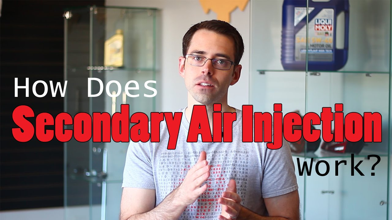 How Does Secondary Air Injection Work Youtube 2015 Vw Beetle Fuse Diagram